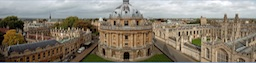 Exeter College, Oxford, UK